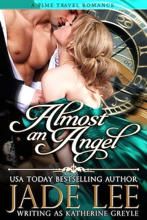 Almost An Angel by Jade Lee