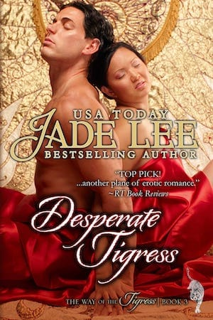 Desperate Tigress by Jade Lee