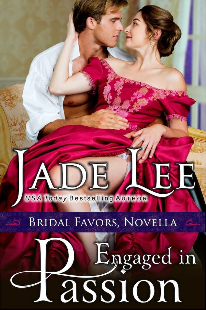 Engaged in Passion by Jade Lee