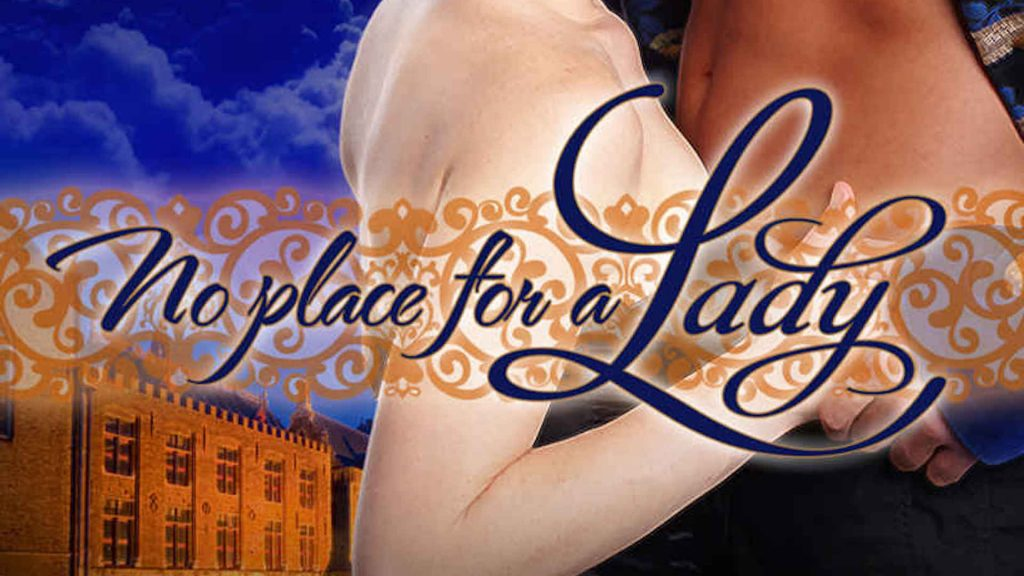 No Place for a Lady by Jade Lee