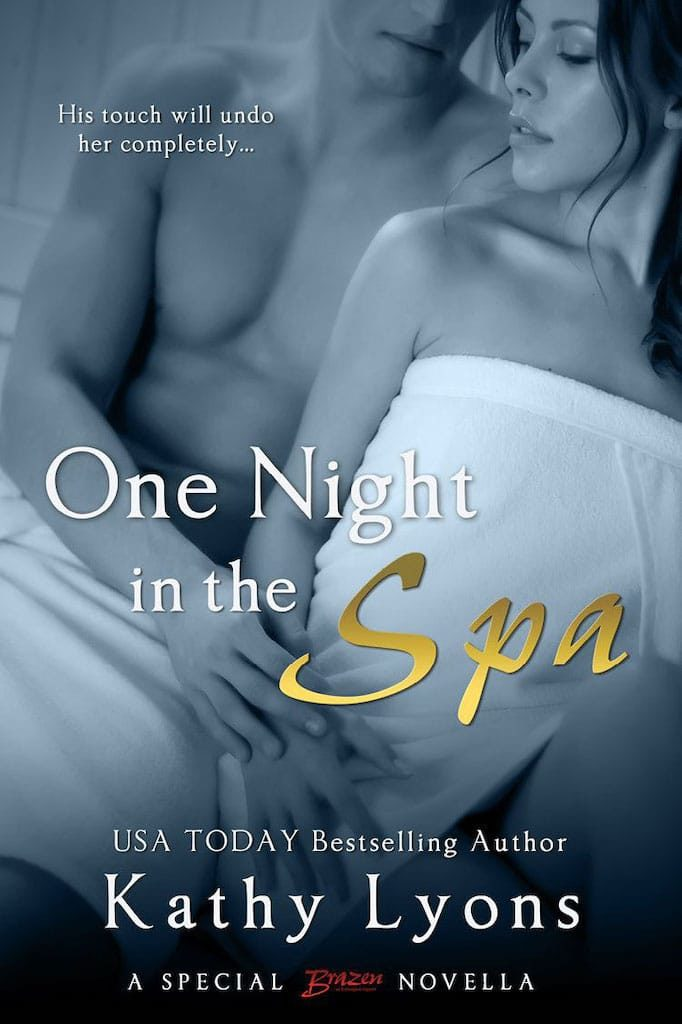 One Night in the Spa by Kathy Lyons
