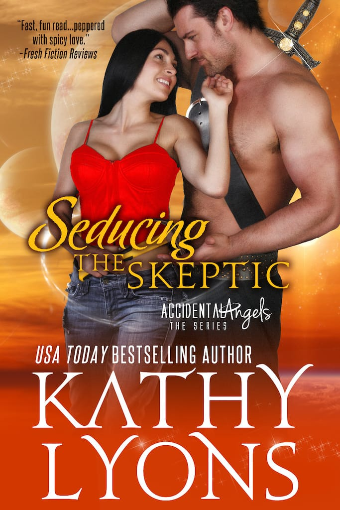 Seducing the Skeptic by Kathy Lyons