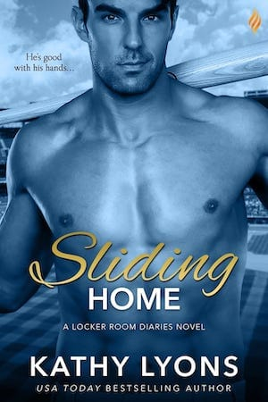 Sliding Home by Kathy Lyons