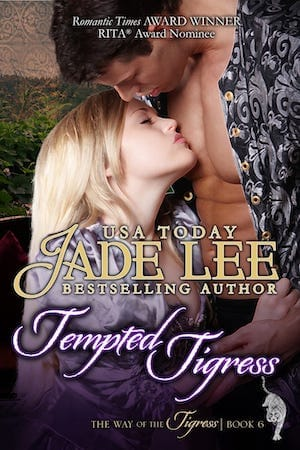 Tempted Tigress by Jade Lee
