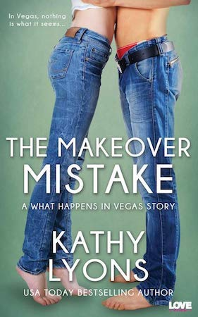 The Makeover Mistake by Kathy Lyons