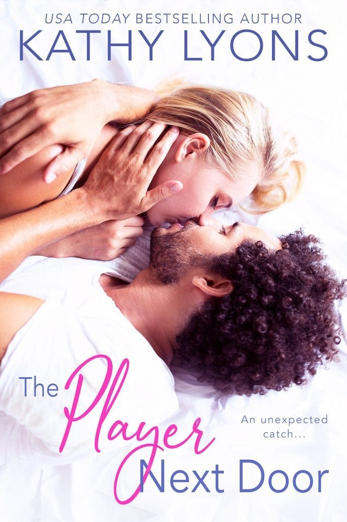 The Player Next Door by Kathy Lyons