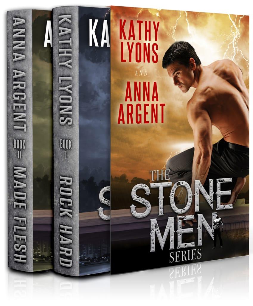 The Stone Men Volume 1