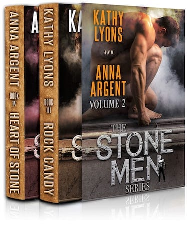 The Stone Men Volume 2