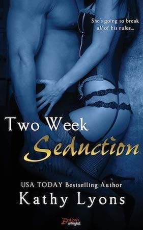 Two Week Seduction by Kathy Lyons