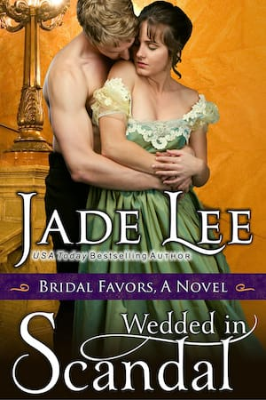 Wedded in Scandal by Jade Lee