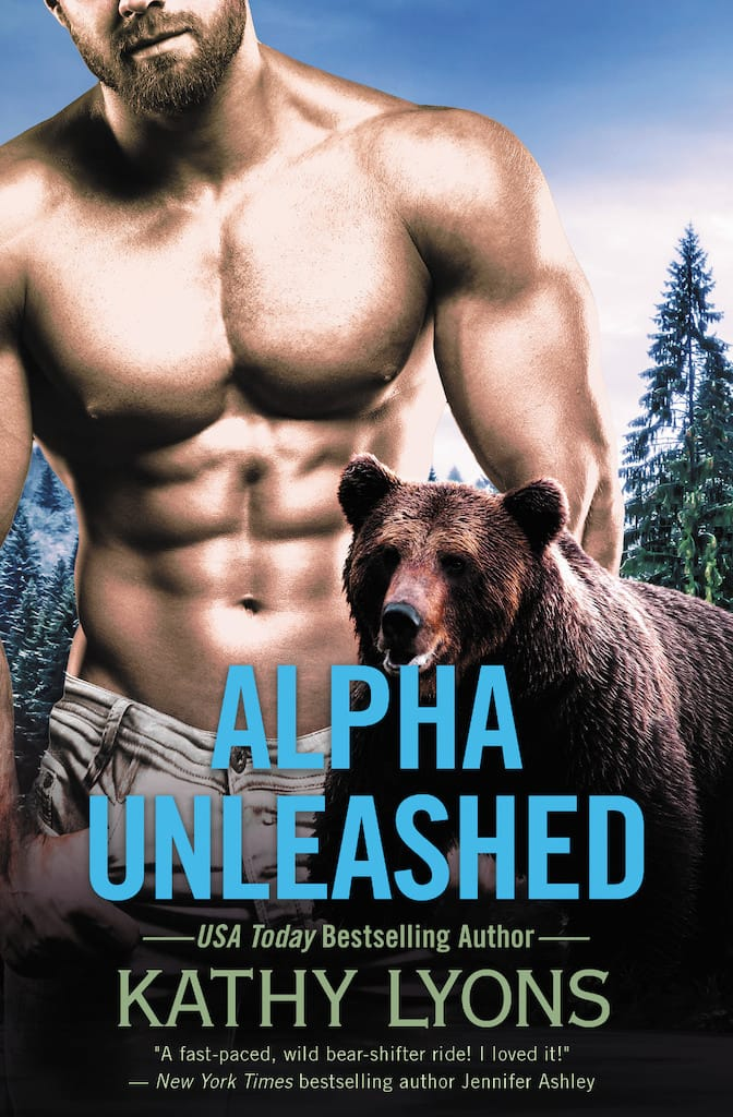Alpha Unleashed by Kathy Lyons