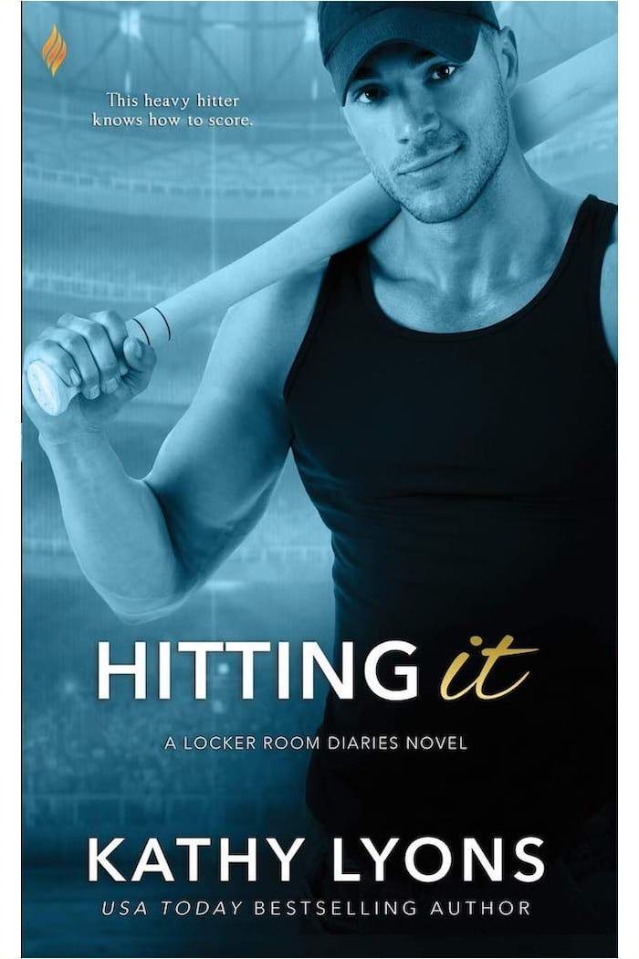 Hitting It by Kathy Lyons