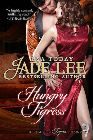 Hungry Tigress by Jade Lee