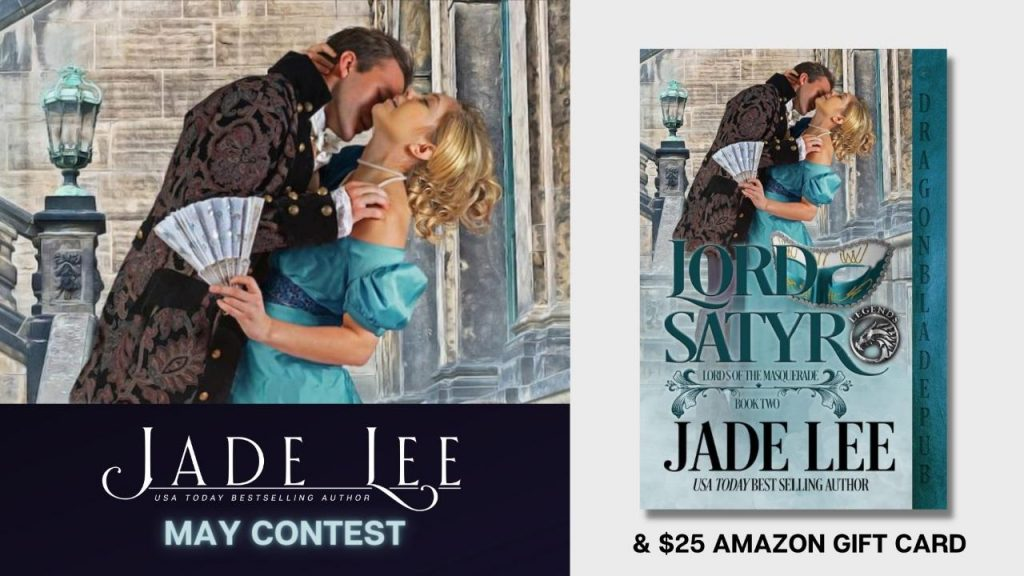 Jade Lee Contest May 2021
