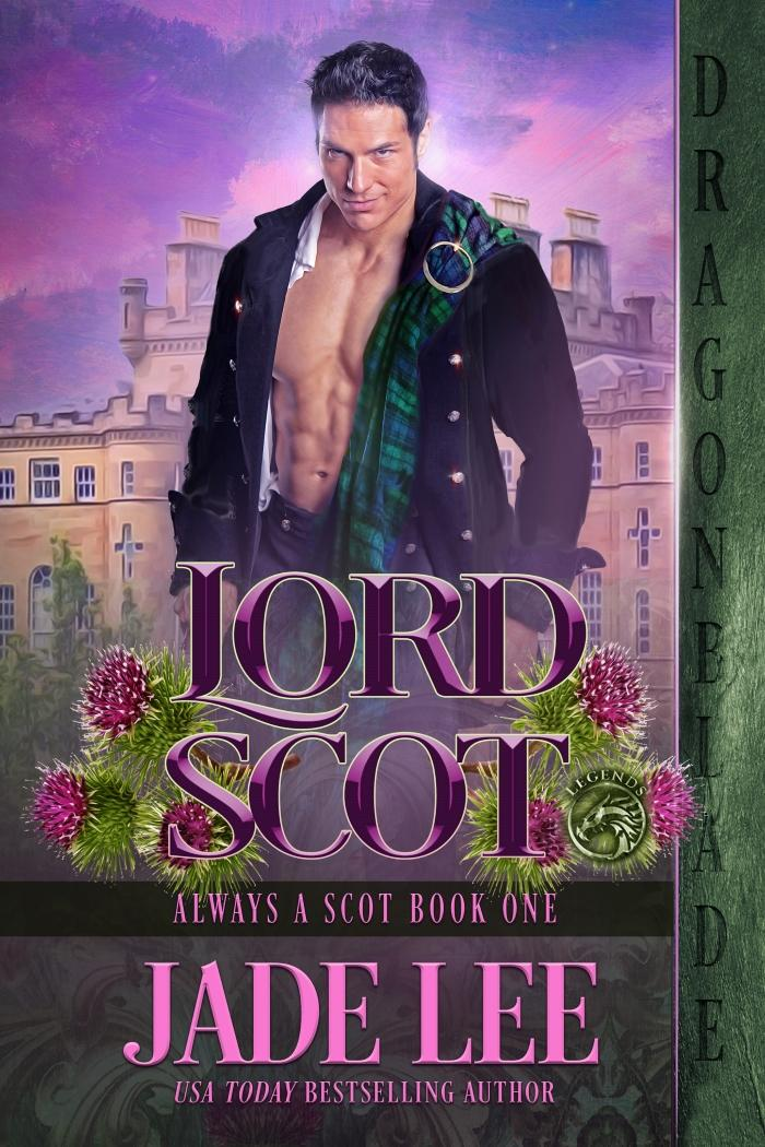 Cover of Lord Scot by Jade Lee