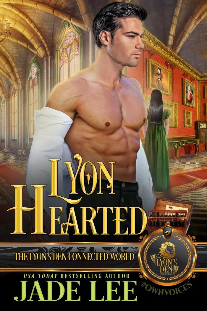 Lyon Hearted by Jade Lee