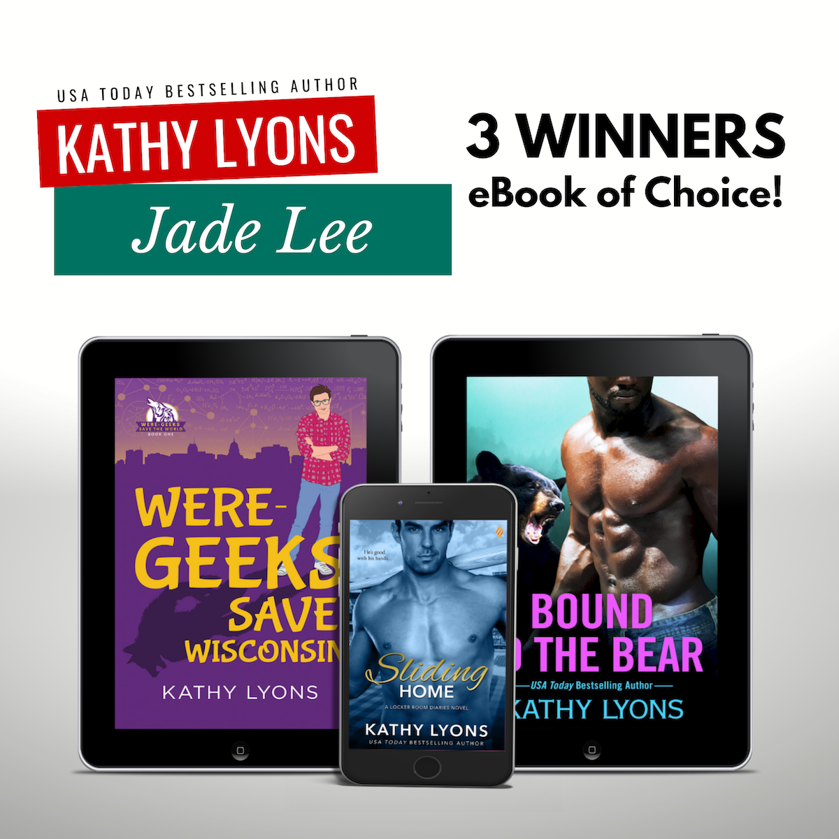 March 2020 Kathy Lyons Contest