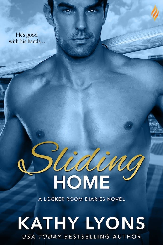 Sliding Home by Kathy Lyons