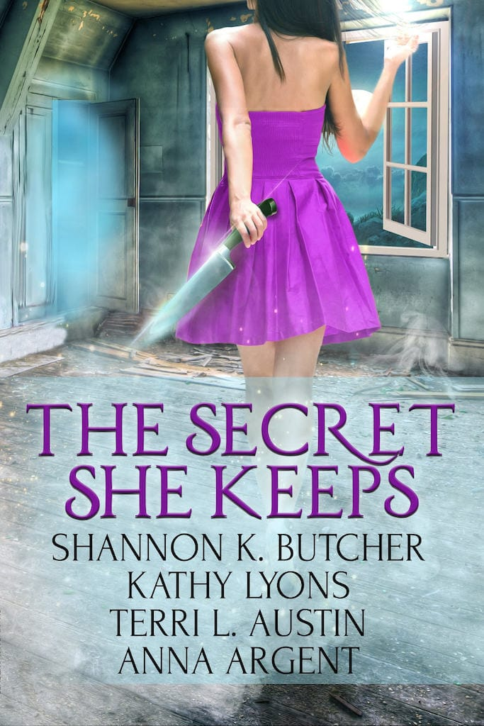 The Secret She Keeps Anthology