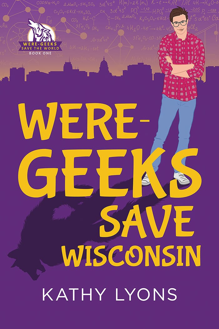 WERE-GEEKS Save Wisconsin by Kathy Lyons