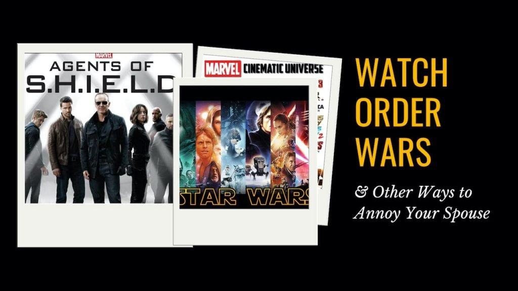 Watch Order Wars