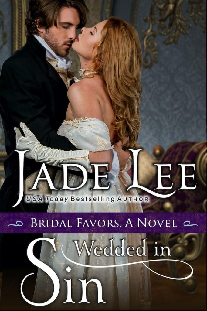 Wedded in Sin by Jade Lee